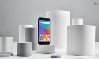 Xiaomi MiA1 Launched