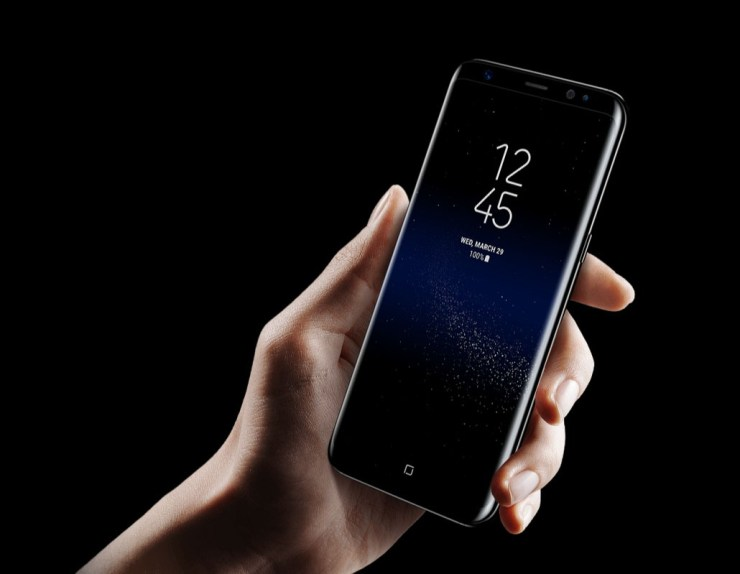 Galaxy S9 testing