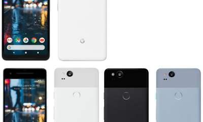 Google Pixel 2 & Google Pixel 2 XL