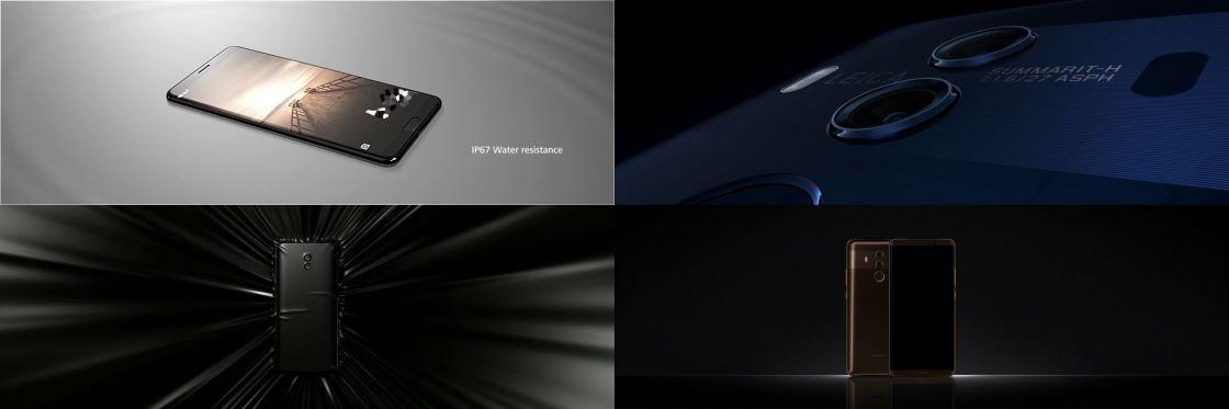 Huawei Mate 10 Promo Images