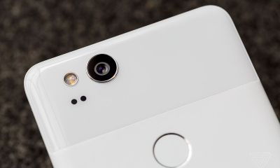You can now enable Pixel Visual Core Chip in the Pixel 2 & Pixel 2 XL 17