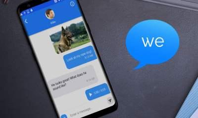 weMessage App