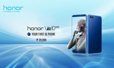 Honor suprises everyone by pricing Honor View 10 at Rs 29,999 13