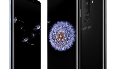Download Official Samsung Galaxy S9 Wallpapers in High Quality 3