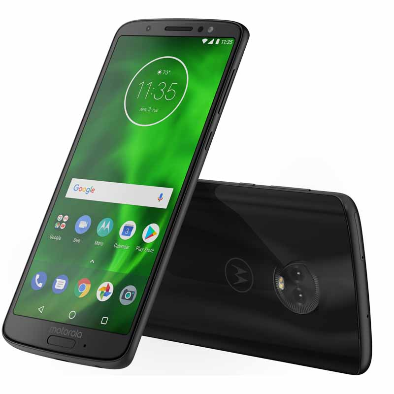 Moto G6 & G6 Play listed online with full spec sheet and press renders 9