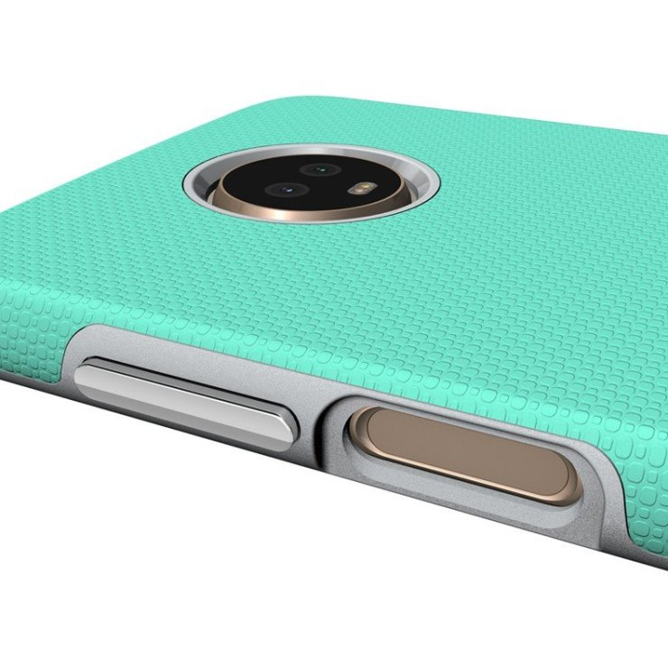 Moto Z3 Play has fingerprint scanner on the side & here's how it looks like 1