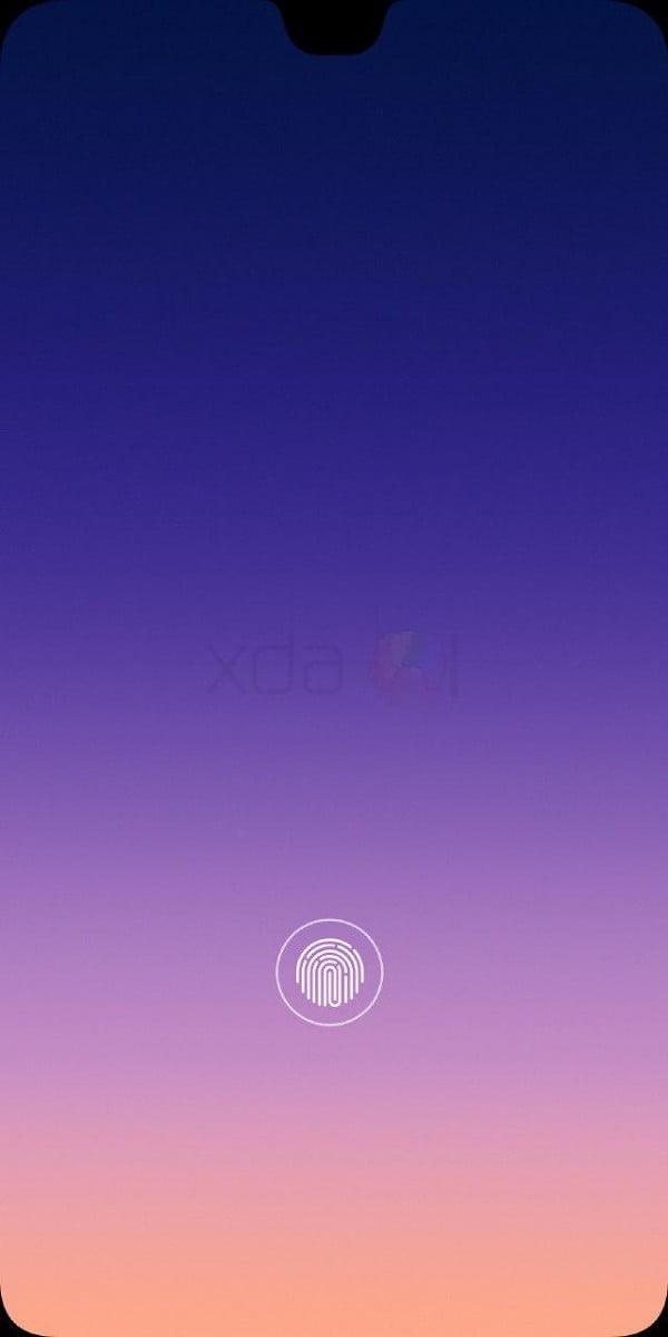 Xiaomi Mi 7 Notch