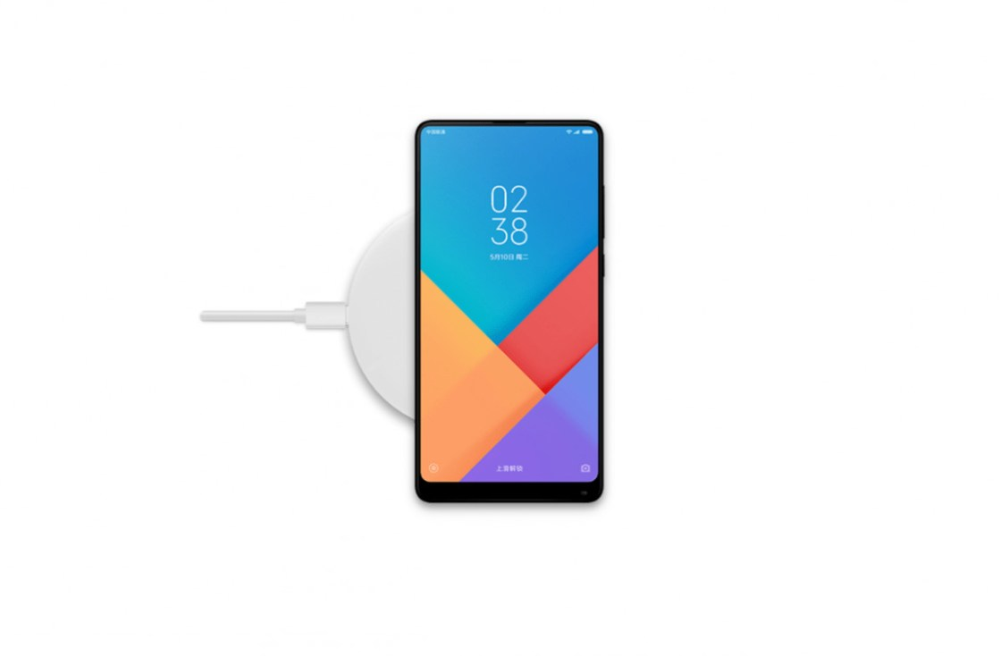 Xiaomi Mi Mix 2S Wireless Charging