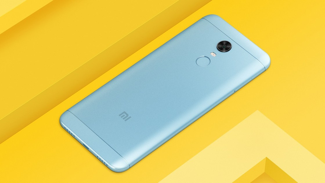 The Phone is exactly similar from the rear as Redmi Note 5
