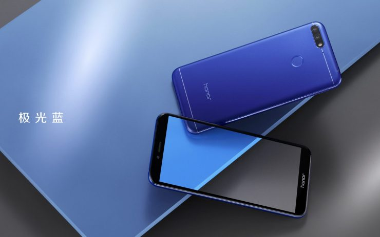 Honor 7A is now official with Snapdragon 430, 18:9 display & dual cameras 2