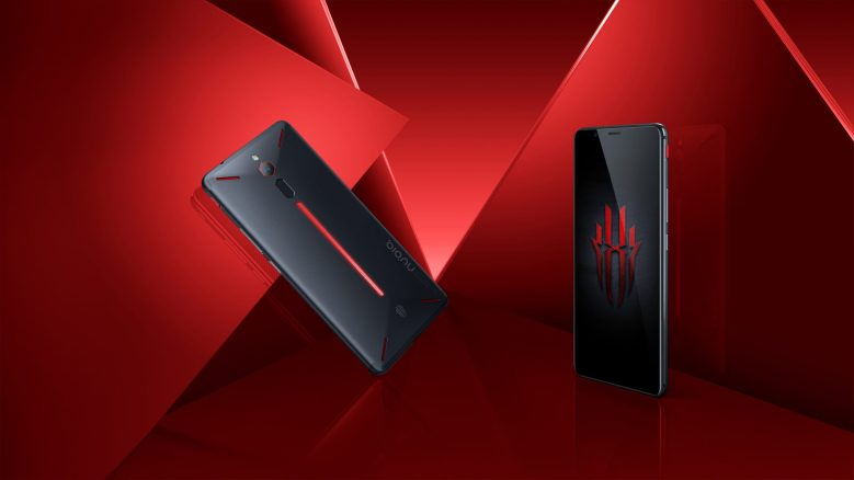 Nubia Red Magic Smartphone