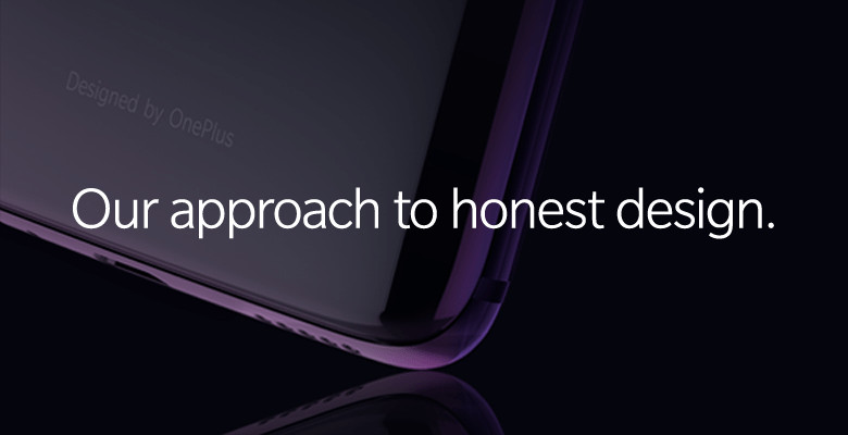 OnePlus 6 has a Glass back
