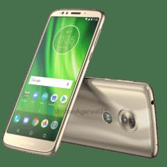 Moto G6 Play Gold 3