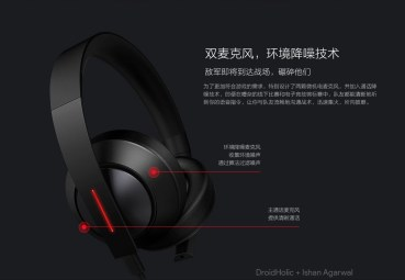 Xiaomi Gaming Headset 6
