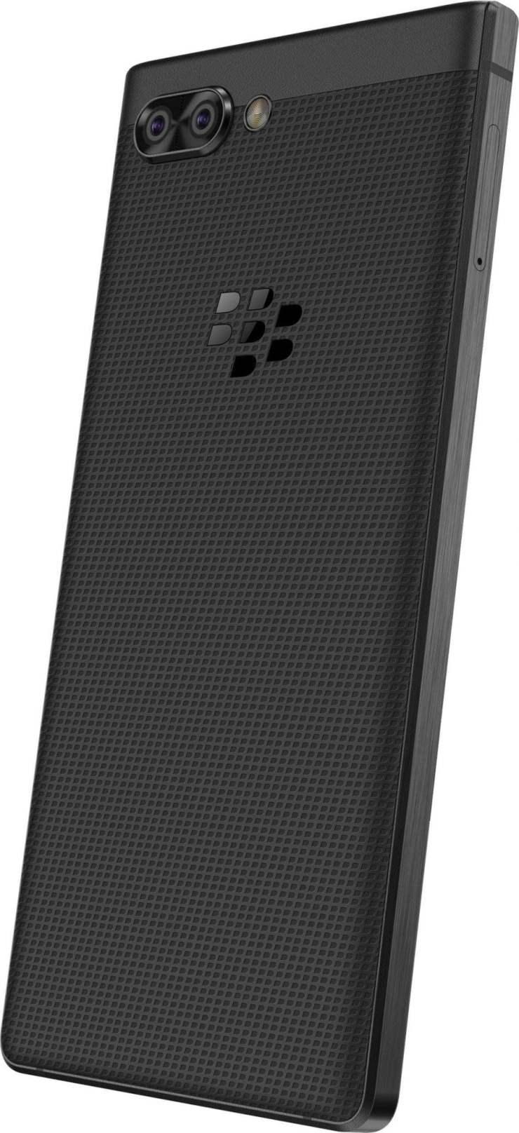 Blackberry Key2 Rear