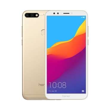 Honor 7C in Gold