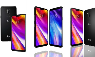 LG G7 ThinQ Android Pie Update will start rolling out in Q1 2019 1