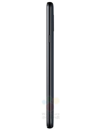 LG G7 ThinQ in Black