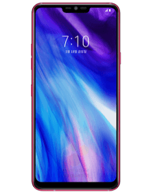 LG G7 ThinQ in Red