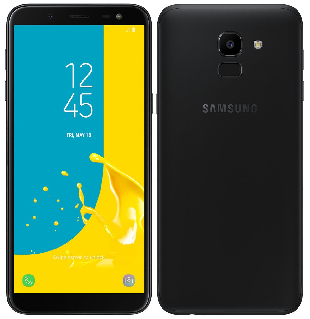 This is the Samsung Galaxy J6