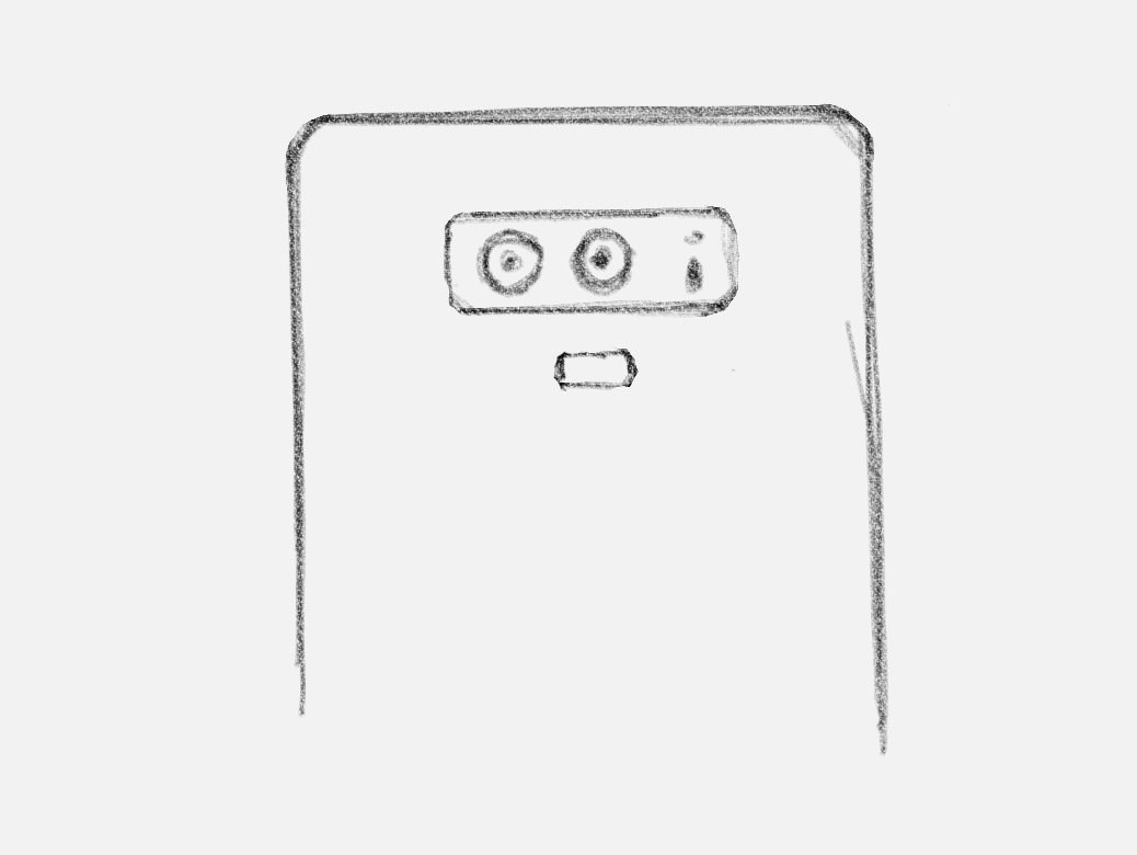 Drawing Of Alleged Samsung Galaxy Note 9 Shows The Design