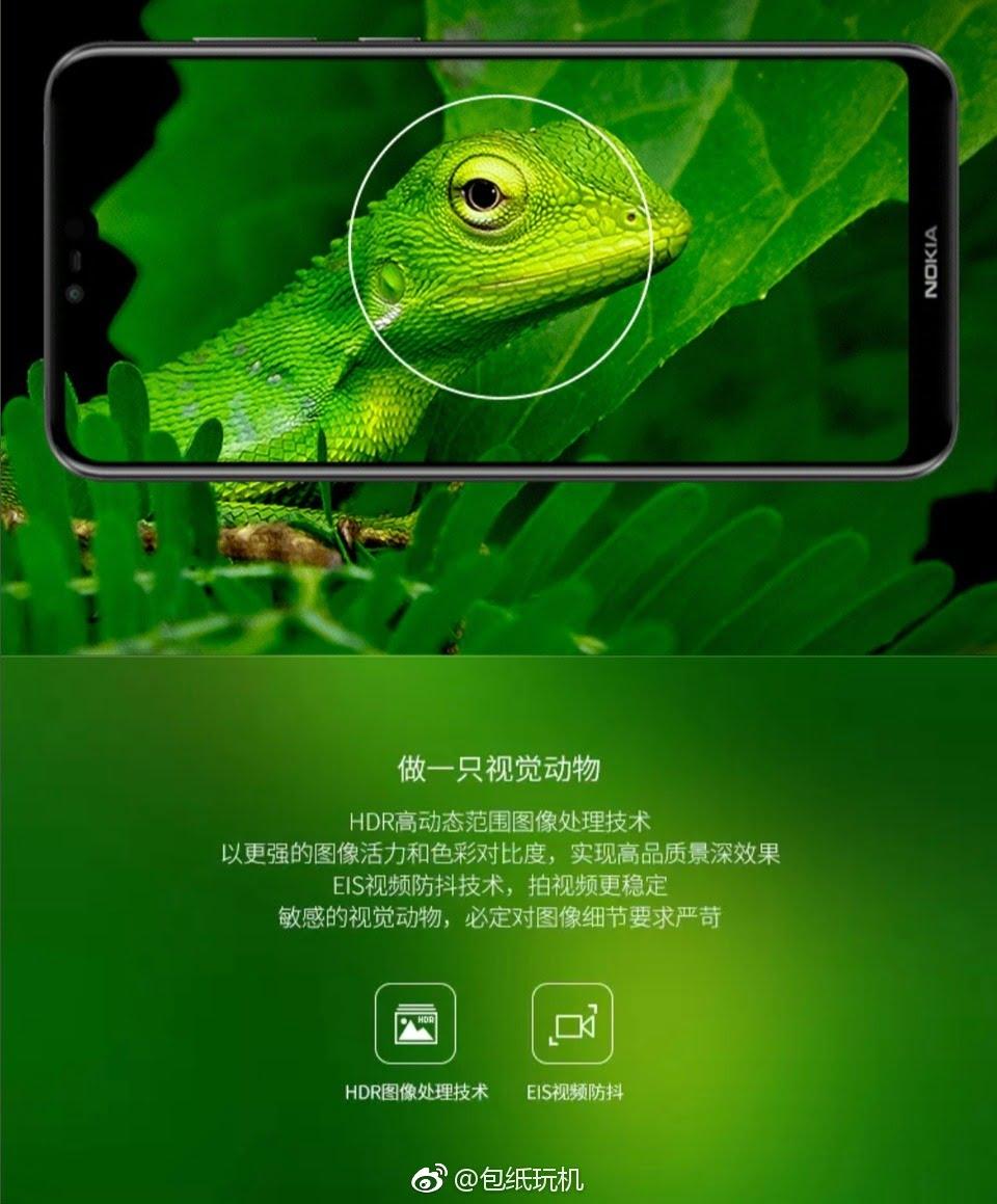 Nokia X6 has EIS on the rear camera