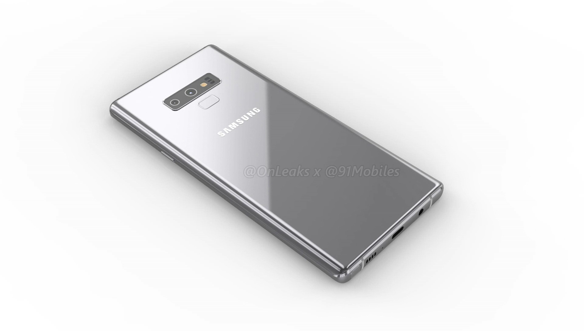 This is how the Samsung Galaxy Note 9 is going to look like 7