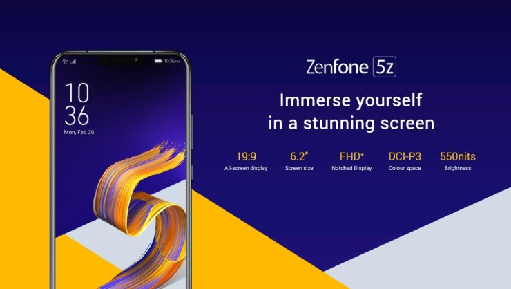 Asus Zenfone 5Z with Snapdragon 845 launched in India 3