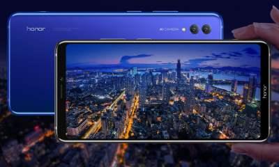 Honor Note 10 has a massive 5,000mAh battery & Kirin 970 processor 1