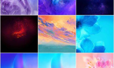 Download Huawei Nova 3 Stock Wallpapers  - ZIP File Included 5
