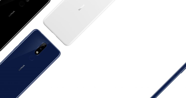 Nokia X5 is now official with Helio P60, Dual Cameras & a Notch 5