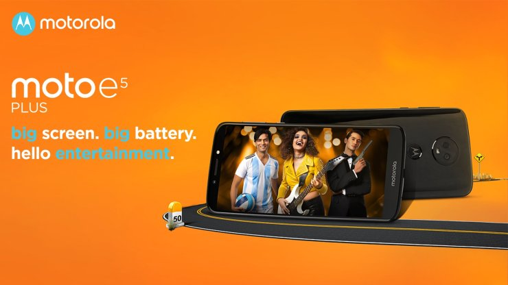 Motorola Moto E5 Plus with Snapdragon 430 launched in India for Rs 11,999 1