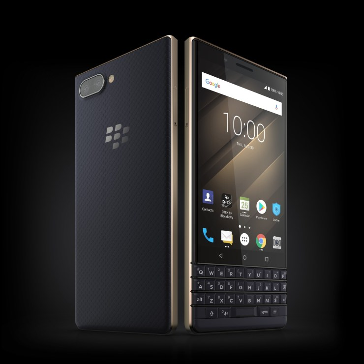 Blackberry Key2 LE is now official with Snapdragon 636 & QWERTY keypad 1