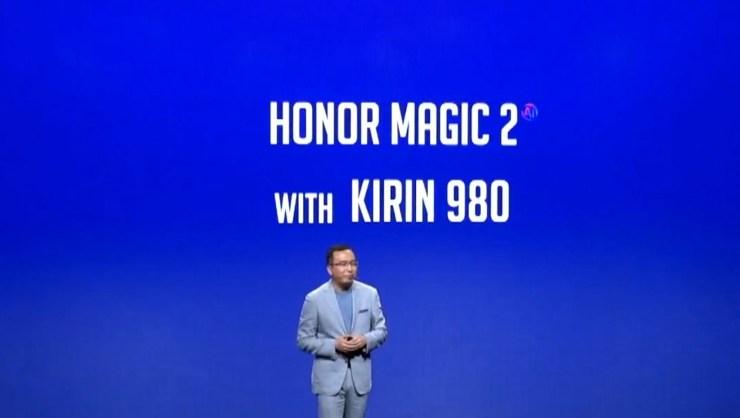 Honor Magic 2 is coming with Kirin 980