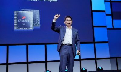 HiSilicon Kirin 980 announced - World's first 7nm chipset 1