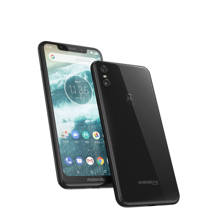This is the Motorola One