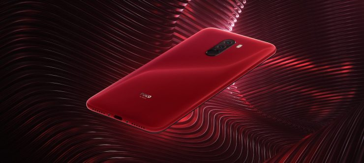 Xiaomi Poco F1 is the cheapest phone you can get with Snapdragon 845 4