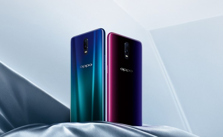 Oppo R17 - World's first phone featuring Snapdragon 670 & Gorilla Glass 6 3