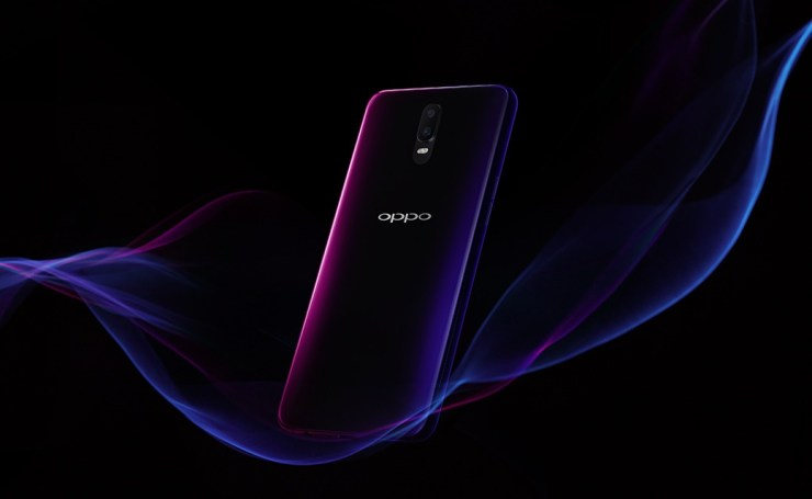 Oppo teases dual aperture camera on the Oppo R17 Pro 1