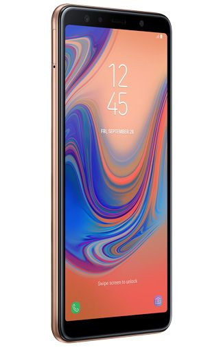 Official Renders - This is the Samsung Galaxy A7 2018 with triple rear cameras 13