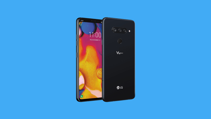 LG V40 ThinQ will soon launch as an Amazon-Exclusive in India 1