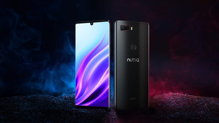 Nubia Z18 is now official with Snapdragon 845 & a tiny notch 2