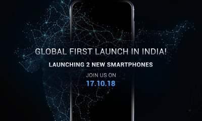 New Zenfones Launching on October 17