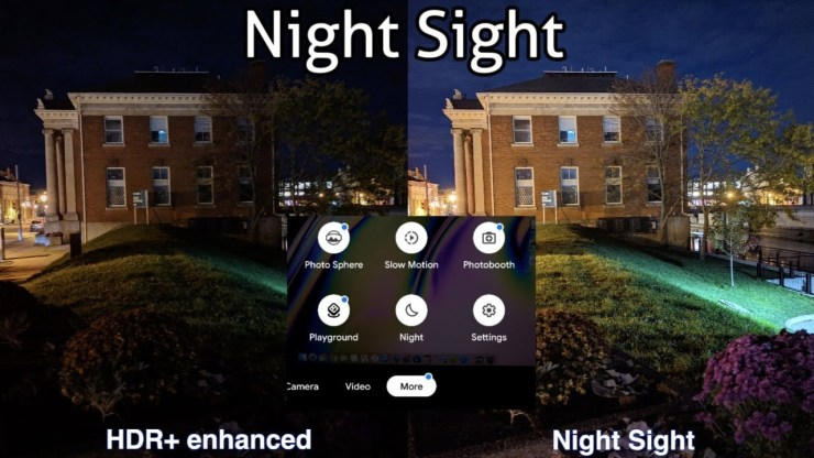 You can now get Google Camera with Night Sight on your Phone