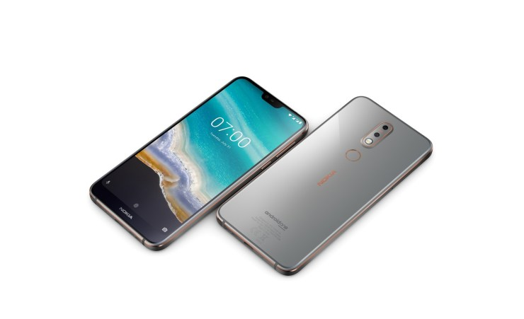 Nokia 7.1 with 19:9 display and dual cameras announced 5
