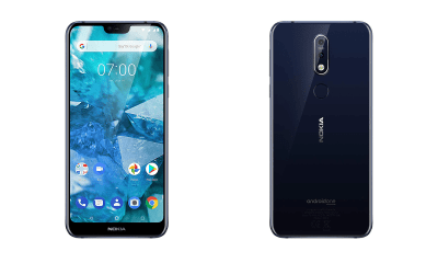 Nokia 7.1 with Snapdragon 636 & 19:9 display listed on Amazon 1