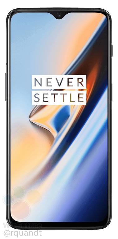 Press Renders - Here's the OnePlus 6T in Midnight Black & Mirror Black 3