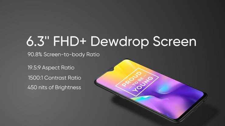 Realme U1 launched in India with Helio P70 & 25MP front camera 4