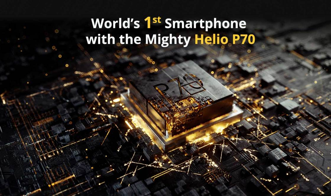 Realme U1 with Helio P70