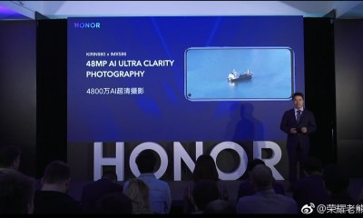 Honor View 20 has an in-display selfie camera & a 48MP rear shooter 11